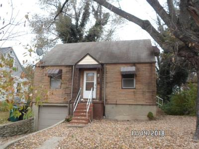 Cincinnati Single Family Home For Sale: 6005 Elbrook Avenue