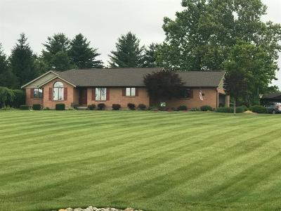 Morgan Twp Single Family Home For Sale: 4093 Race Lane Road
