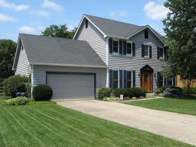 West Chester Single Family Home For Sale: 8367 Meadowlark Drive