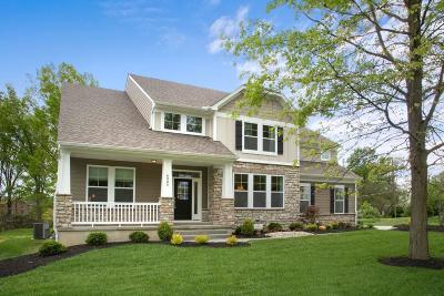 Deerfield Twp. Single Family Home For Sale: 6985 Walnut Meadows Drive