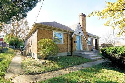 Cincinnati Single Family Home For Sale: 5671 Colerain Avenue