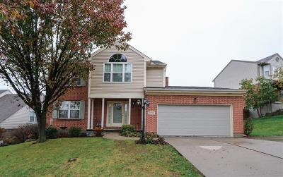 Colerain Twp Single Family Home For Sale: 8250 Springleaf Lake Drive