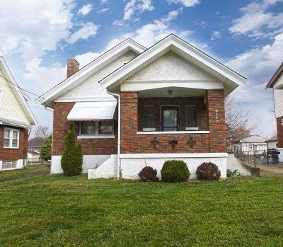 Norwood Single Family Home For Sale: 2148 Quatman Avenue