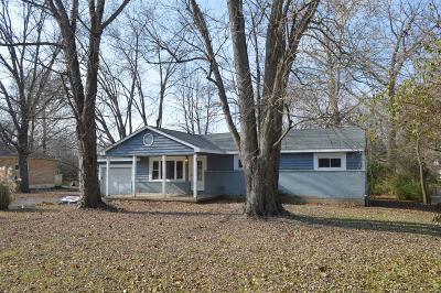Single Family Home For Sale: 4961 Knollwood Drive