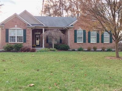 Single Family Home For Sale: 6313 Weber Woods Court