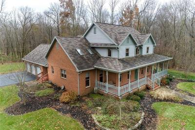 Greene County Single Family Home For Sale: 1045 W Spring Valley Paintersville Road