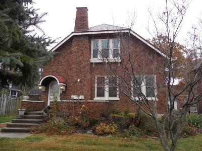 Cincinnati OH Single Family Home For Sale: $109,000