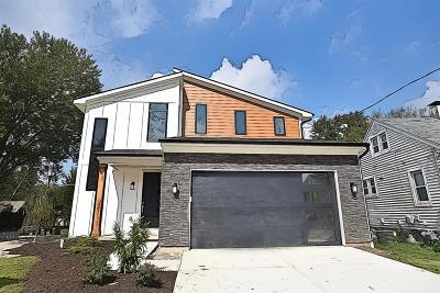 Single Family Home For Sale: 9712 Monroe Avenue