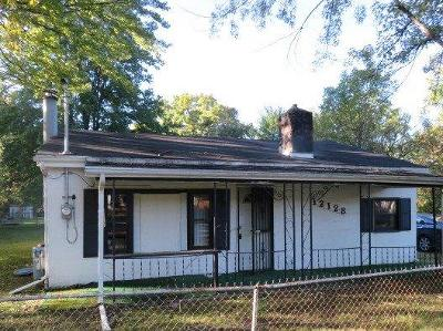 Single Family Home For Sale: 12128 Evans Street