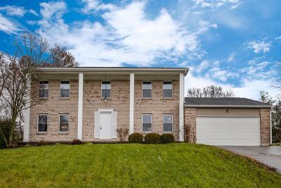 West Chester Single Family Home For Sale: 7604 W Whitehall Circle