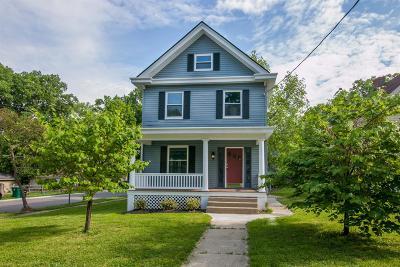 Cincinnati Single Family Home For Sale: 5802 Adelphi Street