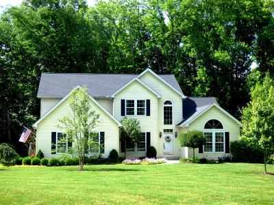 Adams County, Brown County, Clinton County, Highland County Single Family Home For Sale: 393 Todds Ridge Road