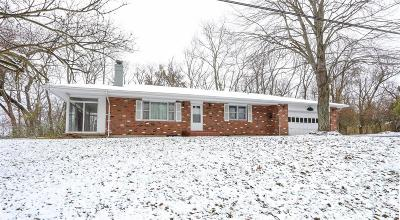 Turtle Creek Twp Single Family Home For Sale: 2023 W St Rt 63