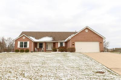 Liberty Twp Single Family Home For Sale: 5886 Dickinson Trail
