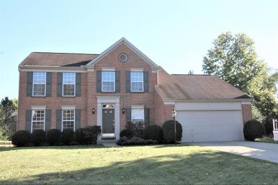 Single Family Home For Sale: 6331 Gallaher Court