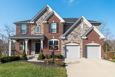 Single Family Home For Sale: 1202 Belle Meadows Drive