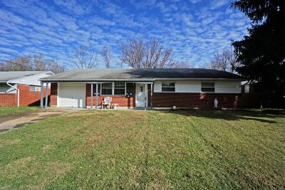 Delhi Twp Single Family Home For Sale: 5392 Whitmore Drive