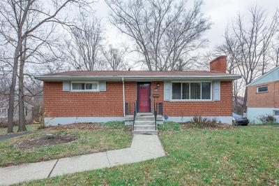 Single Family Home For Sale: 364 Riddle Road