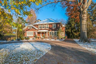 Single Family Home For Sale: 8160 Indian Hill Road