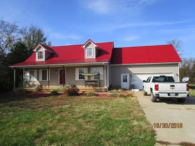 Single Family Home For Sale: 220 Strait Creek Road