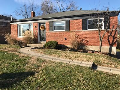 Delhi Twp Single Family Home For Sale: 787 Woodyhill Drive