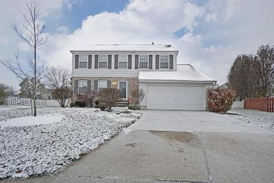 Lebanon Single Family Home For Sale: 1581 Haworth Court