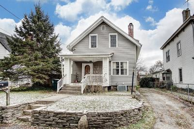 Cincinnati OH Single Family Home For Sale: $98,500