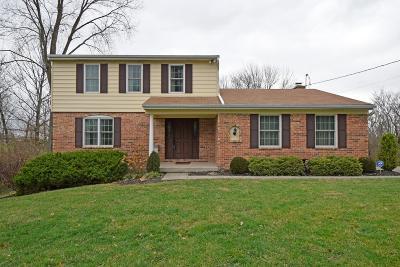 Single Family Home For Sale: 4985 Briarwood Lane