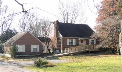 Single Family Home For Sale: 8025 Hopper Road