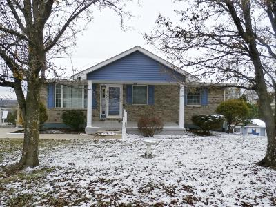 West Union OH Single Family Home For Sale: $127,000