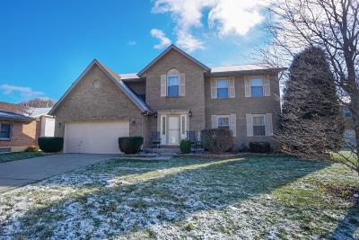 Fairfield Single Family Home For Sale: 2033 Woodcreek Drive