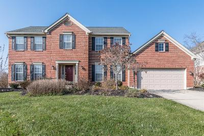 Deerfield Twp. Single Family Home For Sale: 9719 Amberwood Court