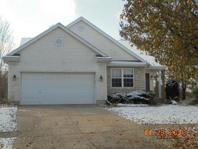 Single Family Home For Sale: 4513 River Cove Drive