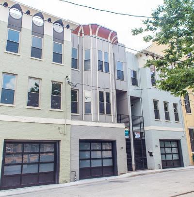 Cincinnati Single Family Home For Sale: 211 Kemp Alley
