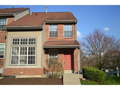 Montgomery Condo/Townhouse For Sale: 10555 Montgomery Road #36