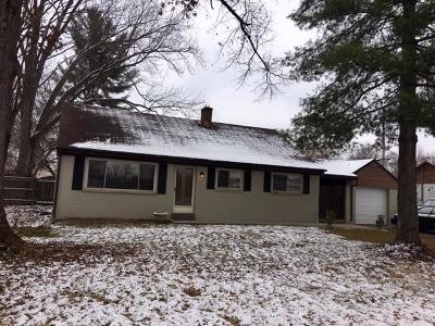 Single Family Home For Sale: 1292 St Rt 131