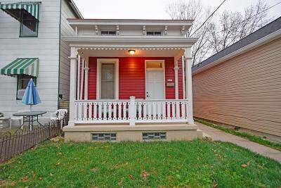 Cincinnati Single Family Home For Sale: 4222 Fergus Street