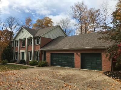 Single Family Home For Sale: 826 Woodscene Court
