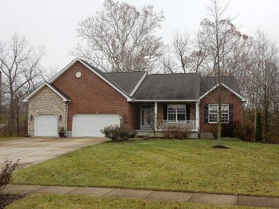 Mason Single Family Home For Sale: 6113 Bridgewater Court
