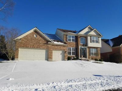 Hamilton Single Family Home For Sale: 1436 Tecumseh Drive