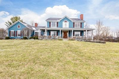 Single Family Home For Sale: 3448 Ireland Road