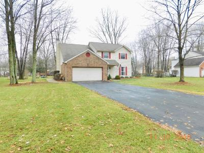 Single Family Home For Sale: 1210 Fawn Court