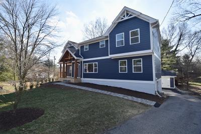 Single Family Home For Sale: 422 Cornell Road
