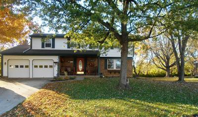 West Chester Single Family Home For Sale: 7707 Topridge Drive