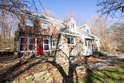 Single Family Home For Sale: 5653 Happy Hollow Road