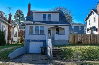 Cincinnati Single Family Home For Sale: 2537 Ridgeland Place