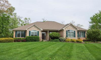 Clermont County Single Family Home For Sale: 4250 Glenstream Drive