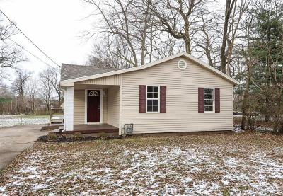 Middletown Single Family Home For Sale: 3110 Omaha Street