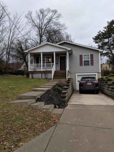 Cincinnati Single Family Home For Sale: 1185 Homeside Avenue