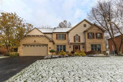 Single Family Home For Sale: 7724 Coldbrook Lane